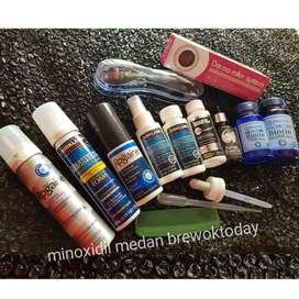 Minoxidil Menumbuhkan rambut,brewok,alis kumis dll