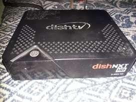 DISH tv complete HD set top box & HD DISHNXT(HD)