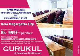 Conference Hall Available For Rent