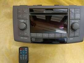 Ertiga ZXI 2015 model car stereo