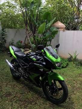 Kawasaki ninja rr 2015 , barang nyess , barang simpenan