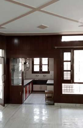 Newly built owner free 3bhk first floor for rent sector 21 park face