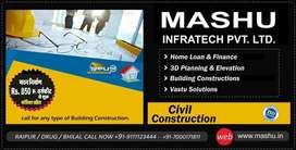 We can build your dream house in short time