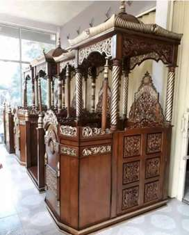 mimbar masjid laris