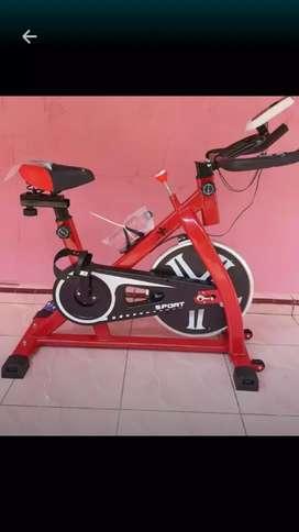 Maduran spining bike red multifungsi