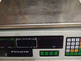 Timbangan listrik/electronic scale