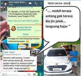 GRUDUKAN mobil teredam, Mobil jd ANTENG STABIL dg psang BALANCE DAMPER
