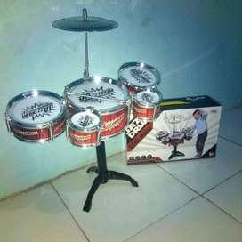 mainan anak drum musik