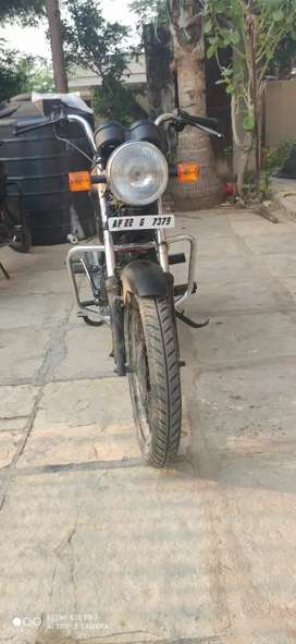 Splendor Plus bike with documents very good condition bike