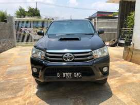 Toyota HILUX Extra Cabin 4x4 mt 2015