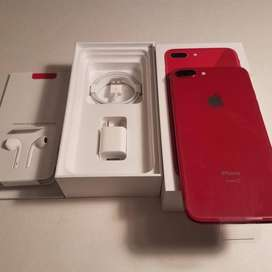 with Bill Box and all accessories iPhone 8 plus  for sell