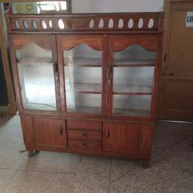 Showcase of good condition