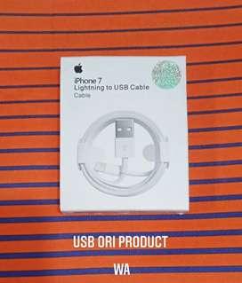 USB LIGHTNING IPHONE ORIGINAL PRODUCT