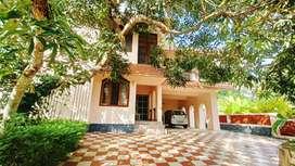 Peroorkada, 3BHK spacious 1st floor house floor rent, 13000