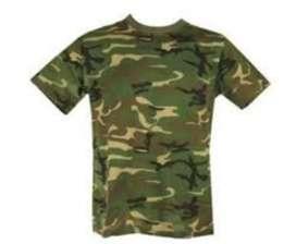 military t shirts marketing