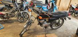 <Motor Langka-Turun Harga> Kawasaki Binter th 1980 Orisinilan