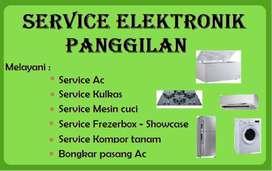 Service Mesin cuci | Kulkas | Frezerbox | Bongkar pasang Ac