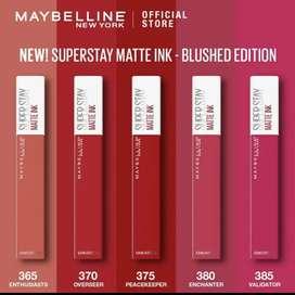 Beli 1 gratis 1 lipcream maybelline superstay INK