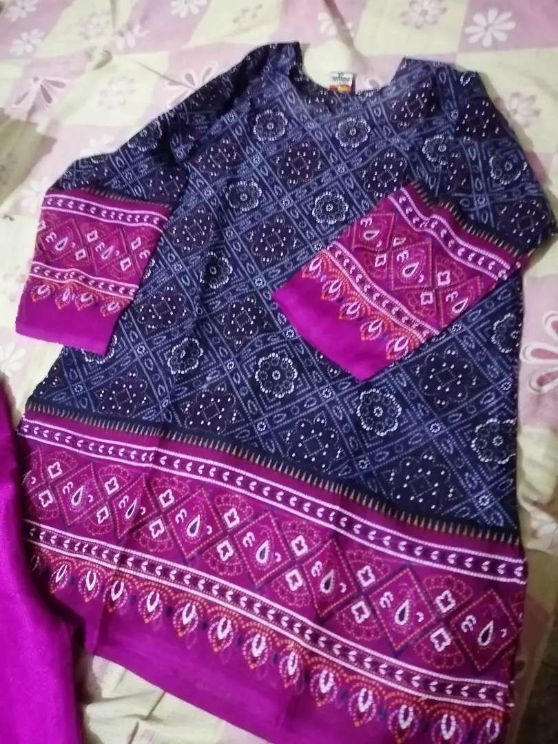 Chunri ki shirt n Banarsi trouser(sami collection) 0