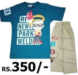Baby Baba suits only Rs.350 (Branded Cotton)