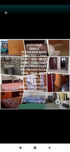 independent 2rooms near main road