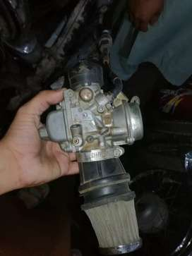 Suzuki 200 cc genuine carburator with filter