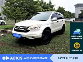 [OLXAutos] Honda CRV 2010 2.4 Bensin A/T Putih #Rasya Auto Car