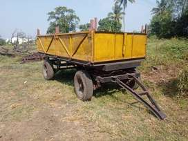 Tractor Trailor ( Trolley )