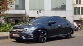 Honda Civic Turbo Km 6Rb 1.5 CVT AT 2017 Persis Seperti Baru!!!