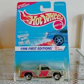 Hot wheels Hotwheels 1996 Chevy First Edition