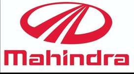 Huge vacancy in mahindra automobile company Ltd