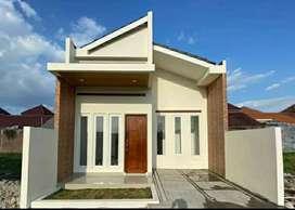 Rumah Meizanin baru siap huni samping kampus