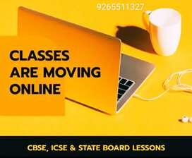 On line classes