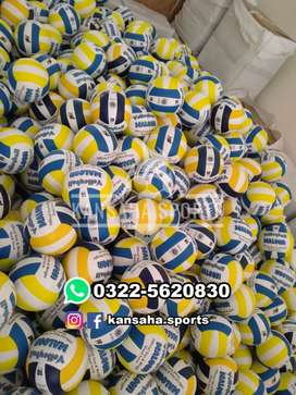 Hand Stiched Export Quality volleyball for professional players