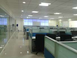4300 sq.ft fully furnished commercial office space rent in Bommanahall