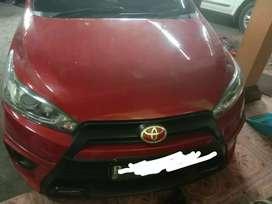 Toyota Yaris 1.5 Trd sportivo
