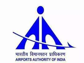 Apply Now,  Engineer and Airport Staff in Srinagar Airport,
