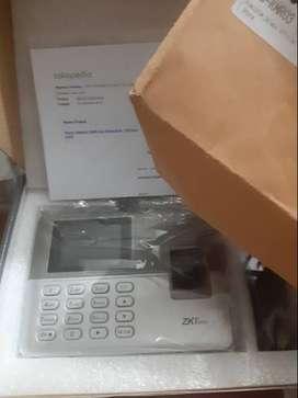Mesin Absensi Sidik Jari Biometrik ZKTeco LX50