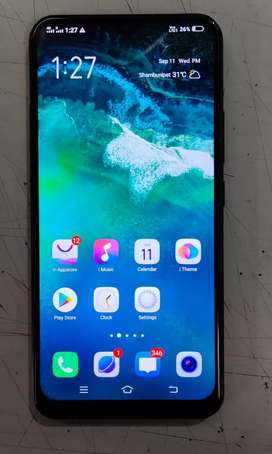 Vivo y17 mobile five months old nice condition