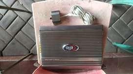 Monoblok CELLO CA12 Seri Atas mulus lengkap Bass kontrol