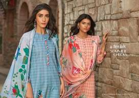 Cotton fabric suits