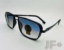 JF+ Ray Ban RB4413 Blue Gradient Fashion Sunglasses