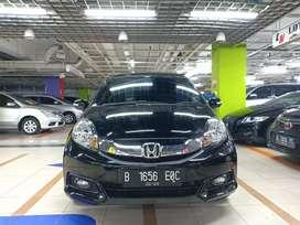 Honda Mobilio E CVT Automatic 2014 termurah