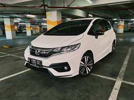 Honda JAZZ RS AT 2018 Putih