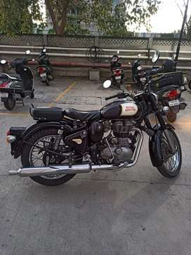 Royal Enfield new condition