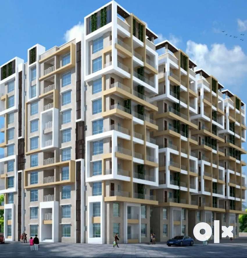 2Bhk Luxury flat with luxurious Highend amenities behind Wipro Campus 0