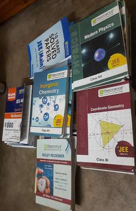 JEE Main complete study materials package