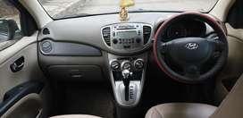 Hyundai I10 i10 Sportz 1.2 AT, 2013, CNG & Hybrids