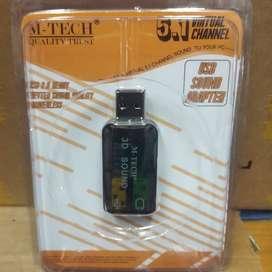 USB Sound Card 5.1 Adapter