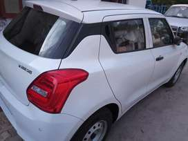 Swift car with driver special discount 100